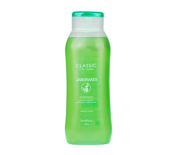 Shampoo Jaborandi 490ml