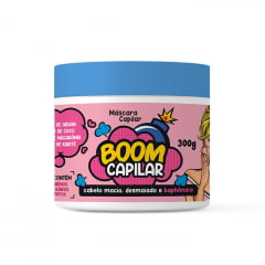Boom Capilar - Máscara Capilar Desmaia Cabelo